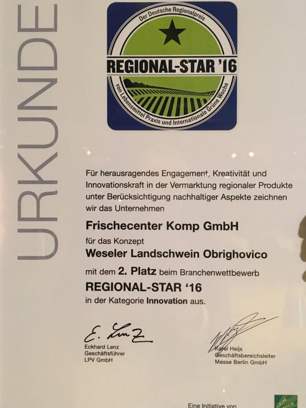 Regionalstar Obtrighovico